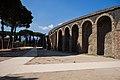 Exterior arches of Pompeii Amphitheatre, 2016.jpg