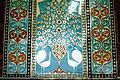 External mural of Khan's Palace in Şəki.jpg