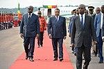 Félix Tshisekedi & Denis Sassou Nguesso.jpg