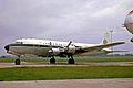 F-BHMR DC-6B Aeromaritime LPL 14MAY68 (5574946461).jpg