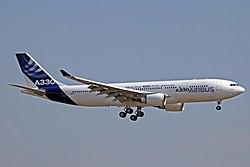 F-WWCB A330-203 Airbus Industrie TLS 27SEP13 (9972134676).jpg