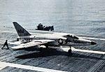 F11F-1 VF-191 on USS Bon Homme Richard (CVA-31) c1960.jpg