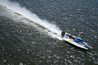 Inshore powerboat racing
