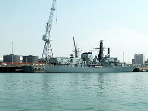 F237 HMS Westminster p1, Portsmouth, UK.JPG