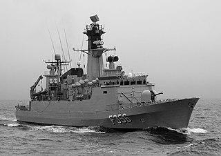 <i>Niels Juel</i>-class corvette