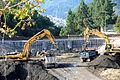 FEMA - 43325 - Construction equipment at Pickins yard in California.jpg