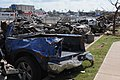 FEMA - 66174 - Shredded Vehicles Near the Moore Medical Center.jpg