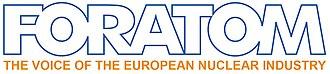 European Atomic Forum - Logo of FORATOM