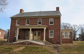 Fort DuPont - Image: FORT DUPONT, N. NEW CASTLE COUNTY, DE