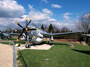 Fairey Gannet AEW3, Royal Navy XL450, cn F9433 pic-3.JPG