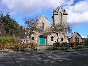 Fairmilehead Parish Church - geograph.org.uk - 294026.jpg