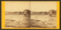 Fairmount dam, from Robert N. Dennis collection of stereoscopic views.png