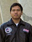 Faiz Khaleed, Malaysian spaceflight participant.jpg