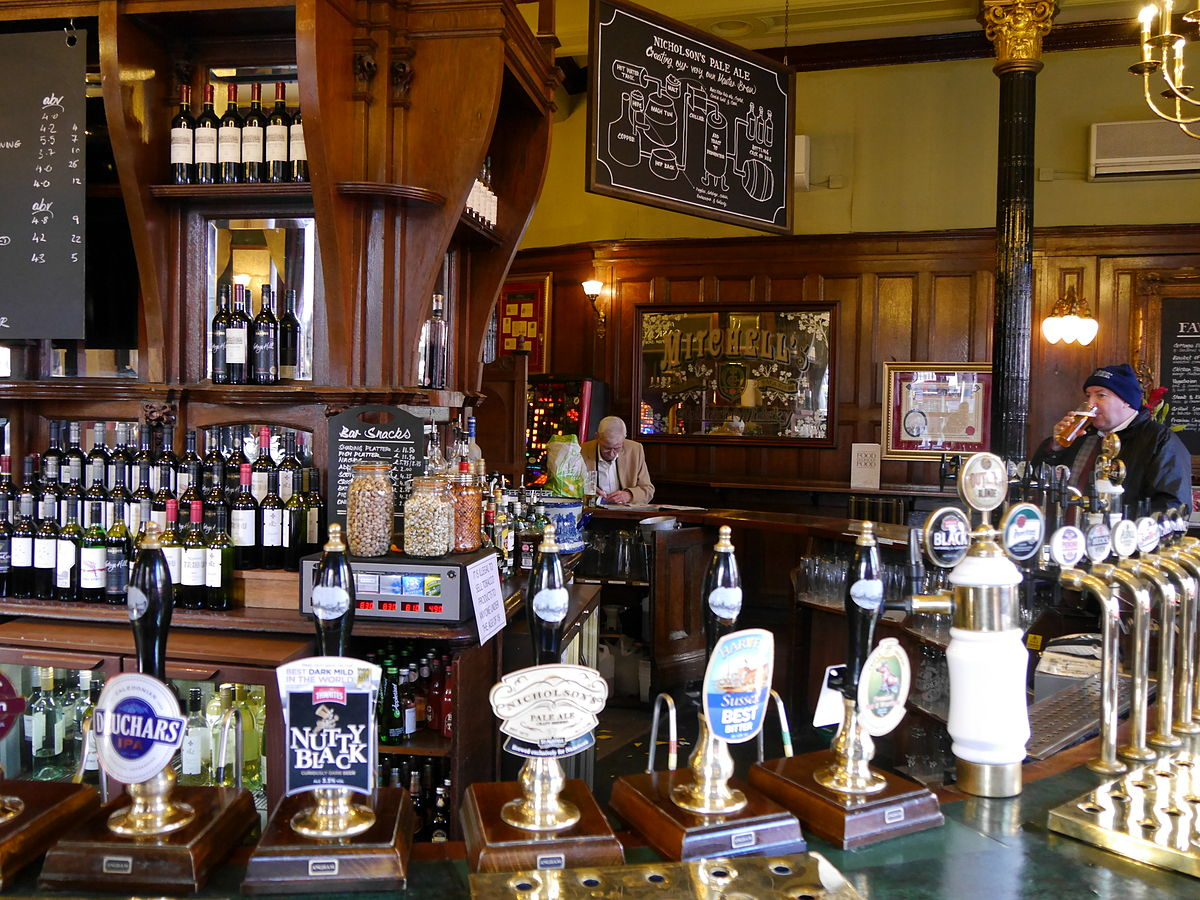 List of pubs in London - Wikipedia