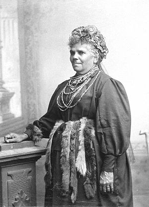 Fanny Cochrane Smith - Image: Fanny Cochrane Smith