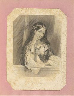 Fanny Corbaux British painter and biblical commentator