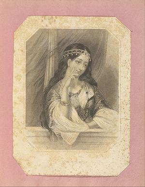 Fanny Corbaux - Leila (1845)