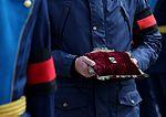 Farewell to the body of Alexander Prohorenko on Chkalauski airfield 01.jpg