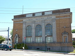 Farmers National Bank Building, Pennsburg, MontCo PA.JPG
