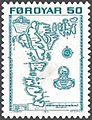 Faroe stamp 003 debes faroe map 50 oyru.jpg