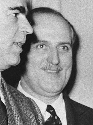 1960 Turkish coup d'état - Image: Fatin Rüştü Zorlu