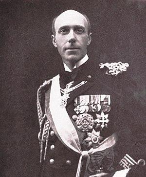 Prince Ferdinando, Duke of Genoa (1884–1963) - Image: Ferdinando di Savoia Genova