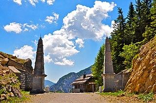 Loibl Pass