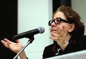 Fernanda Montenegro - Montenegro in 2003.