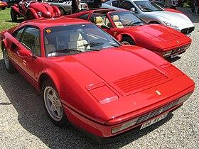 Ferrari 328 GTB et GTS