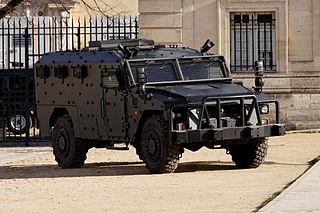 Sherpa Light Light tactical vehicle