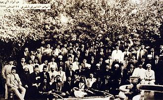 Palestine Arab Congress - Fifth congress
