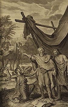 Figures Abrahams Servant Swears