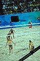 FileBeach volley at the Beijing Olympics - Brazil v. Australia (4).jpg