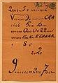 Filippo tommaso marinetti, numeri (n. 45 bis), 1914-15 (coll. priv.).jpg