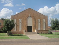 First Baptist Church, Post, TX IMG 4645.JPG