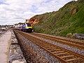 First Great Western along the Dawlish Sea Wall - geograph.org.uk - 1319997.jpg