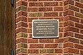 First Reformed Church, Lexington, North Carolina plaque.jpg