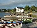 Fishing Boats, Lough Corrib - geograph.org.uk - 113166.jpg