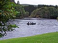 Fishing on the Tay, Dunkeld - geograph.org.uk - 1505873.jpg