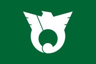 Hatoyama, Saitama - Image: Flag of Hatoyama Saitama