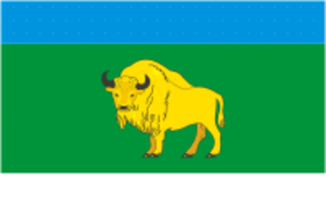 Mostovsky District - Image: Flag of Mostovskoi rayon (Krasnodar krai)