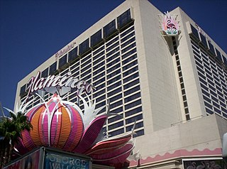 Flamingo Las Vegas casino hotel in Las Vegas, Nevada