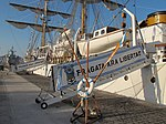 """Flickr - El coleccionista de instantes - Fotos La Fragata A.R.A. """"Libertad"""" de la armada argentina en Las Palmas de Gran Canaria (13).jpg"""