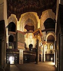Flickr - HuTect ShOts - Interior view 2 - The Complex of Sultan Qalawun مجمع السلطان قلاوون - El.Muiz Le Din Allah Street - Cairo - Egypt - 29 05 2010.jpg