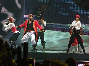 Pirates in popular culture - Wikipedia