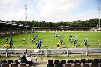 De Koel - The stadium inside