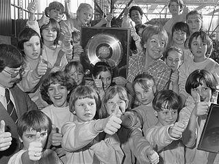Kinderen voor Kinderen Dutch childrens choir