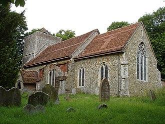 Flowton - Image: Flowton Church of St Mary