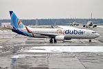 FlyDubai, A6-FEZ, Boeing 737-8KN (31326933571).jpg