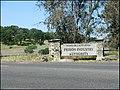 Folsom Prison entrance road near Hancock Street. - panoramio.jpg